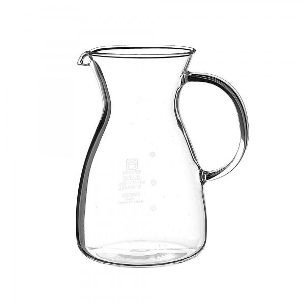 Hochwertige Glaskaraffe Hario hpd-2t