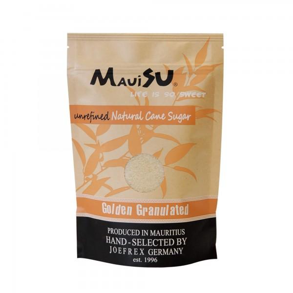 MauiSu - Golden Granulated Rohrzucker - 500g