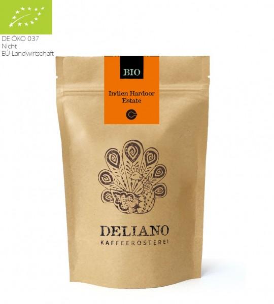 Indien Hardoor Estate Kaffee - BIO -gewaschen-
