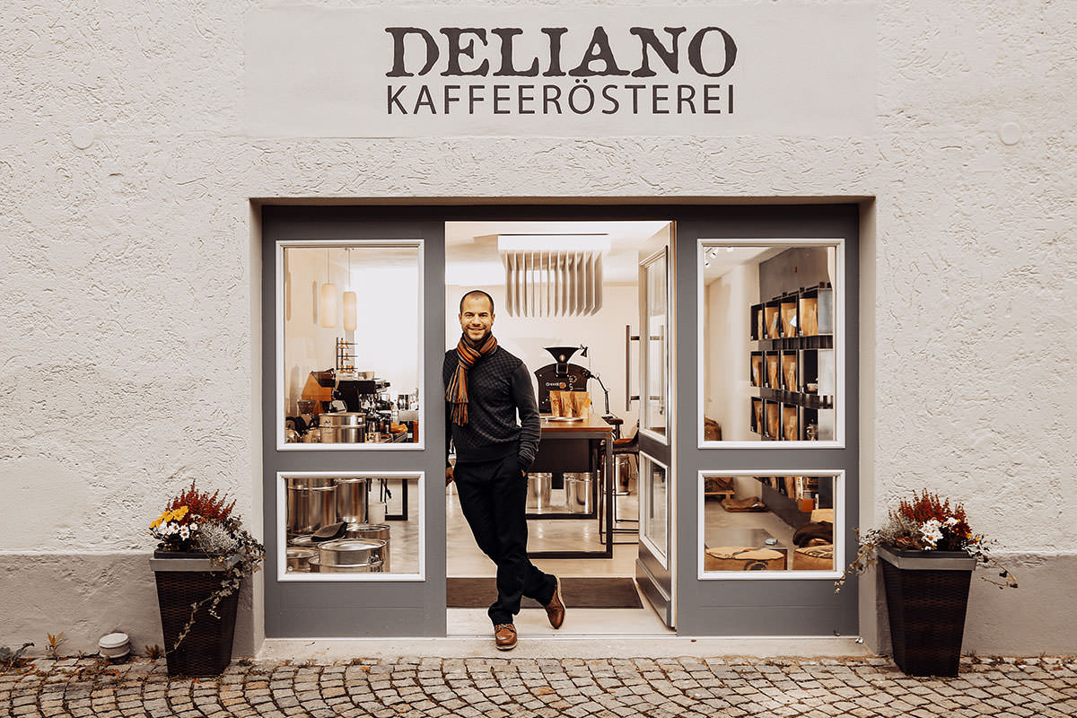 Deliano-Kaffeero-sterei