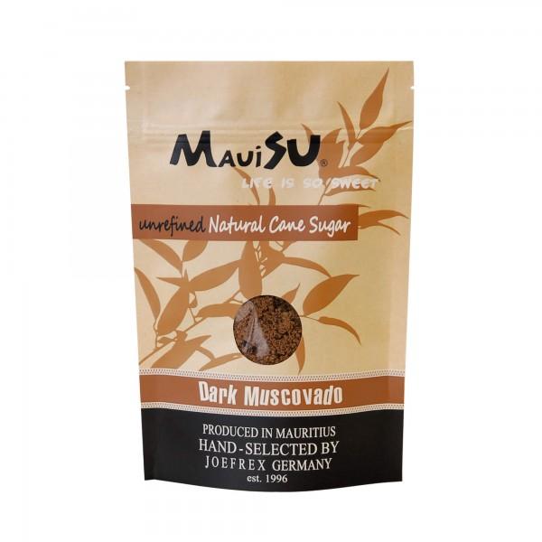 MauiSu Rohrzucker - Dark Muscovado - 500g