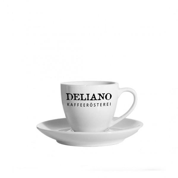 Deliano Espresso Tasse 80 ml